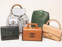 chanel vintage bag. image: vintage qoo chanel bag