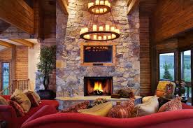Living Room Brilliant Cabin Living Room Ideas With Regard To Cabin Living  Room Ideas Imposing
