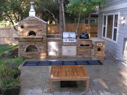 Best Stylish Design Outdoor Kitchen Oven Alluring Outdoor Kitchen Pizza  Pertaining To Outdoor Kitchen With Pizza Oven Prepare ...