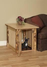 decorative dog crates  decorating ideas