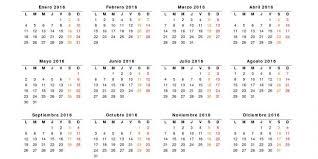 Calendarios Para Imprimir 2015 Calendario 2015 Para Imprimir Por Meses Mozo