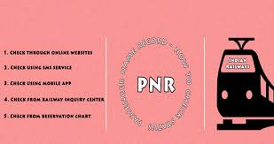 How To Check Pnr Status