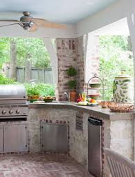 Rustic Outdoor Kitchen 27 Best Outdoor Kitchen Ideas And Designs For 2017