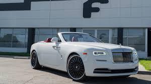 Dub Magazine Custom Rolls Royce Dawn