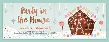 Free Online Christmas Party Invitations Templates Fun For