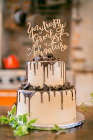 The 11 Types Of Wedding Cake Toppers You Need To Know Weddingwire