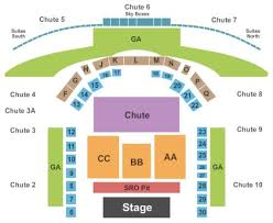 76 Organized Greeley Stampede Seating Map
