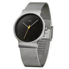dezeen watch store s top 10 watches for valentine s day dezeen bn0211 black silver watch by braun