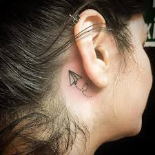 70 Best Behind The Ear Tattoos For Women