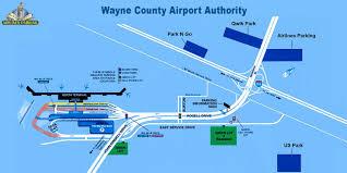 dtw parking complete detroit airport parking guide