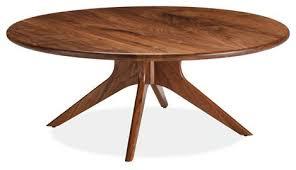 elegant mid century modern round dining table marvelous idea mid century modern round dining table all