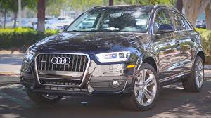 2015 Audi Q3 - Review and Road Test - YouTube
