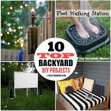 diy backyard top 10 projects at the36thavenue com pin it now and make them later