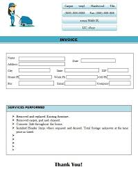 Flooring Invoice Templates 14 Word Pdf Excel Templates