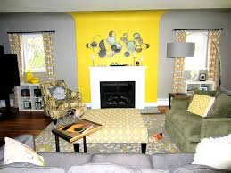 teal yellow gray living room best home design ideas fall door decor within grey and mustard