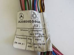 mercedes wiring harness wiring diagram and hernes mercedes wiring harness solidfonts