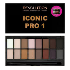 makeup revolution salvation palette iconic pro in stock