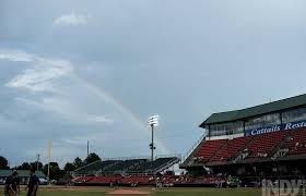 Five County Stadium Seating Chart Ever In The Shadow Of The Durham Bulls The Carolina Mudcats