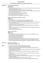 Telecom Resume Examples Telecom Resume Samples Velvet Jobs 17