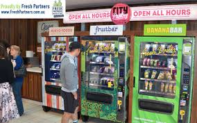 Unique Vending Machines Enchanting Unique Vending Machines Attract Foodconscious Consumers Fresh