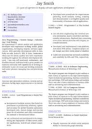 Gallery Of Fancy Resume Templates