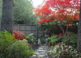 Small Picture japanese garden design landscape asian with red leaves bamboo