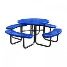 the city series round picnic tables 838 85