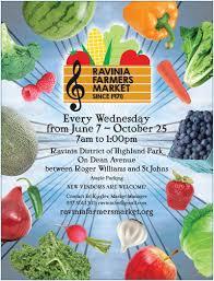ample foods flyer ravinia farmers market kicks off with plant sale