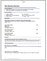 Excellent Example of Engineering cum MBA Marketing Resume Sample with Work  Experience and Free Download in Word Doc. (2 Page Resume)