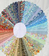 Liberty of London Quilting Cottons - Diary of a Quilter - a quilt blog & Fortunately for all of you other fabric nerds out there, we don't have to  wait to get to Liberty of London itself to be able to play with their  gorgeous ... Adamdwight.com