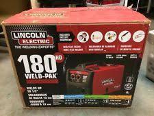 hobart champion 18 gas welder 1250 00 lincoln welders details about lincoln electric weld pak 180hd wire feed welder k2515 1 ship