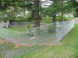 chain link fence installation. Beautiful Fence With Chain Link Fence Installation F