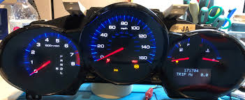 2004 Acura Tl Used Dashboard Instrument Cluster For Sale Mph
