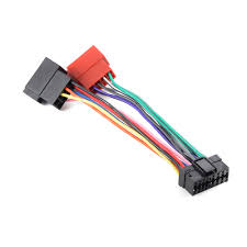 sony wiring harness reviews online shopping sony wiring harness 16pin iso wiring harness connector cable adapter for sony car radio stereo ma716
