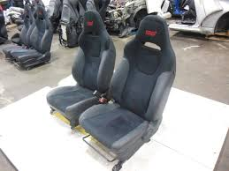 jdm accessorie jdm subaru wrx sti seats black sti seats oem seats 2008 sti seat red stitches