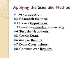 the paper towel absorbency lab applying the scientific method  applying the scientific method