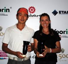 Jornal do Golfe » Jinbo Ha e Roberta Avery vencem Aberto de Poços ...