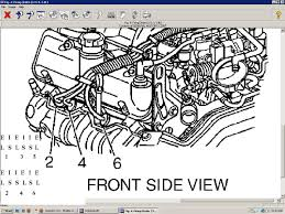 2002 monte carlo engine diagram wiring diagram libraries 1999 chevy 3 1 litre engine when replacing the firing pins which2002 monte carlo engine