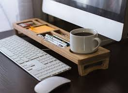 great wooden desk organizer ideas