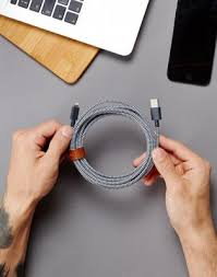 <b>Зарядный кабель</b> для iPhone <b>Native</b> Union Premium, 3 м | ASOS