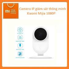 Camera IP giám sát thông minh Xiaomi Mijia 1080P | Góc 130 độ | Đàm thoại 2  chiều