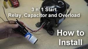 solved need to install a supco 3 n 1 start capacitor fixya
