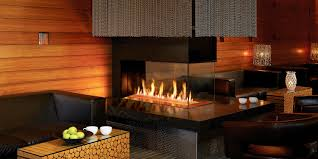 the davinci collection pier linear gas fireplace