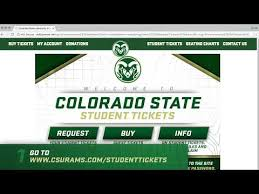 Rocky Mountain Showdown Seating Chart Wake Up Student Tickets Available Aug 15 Source