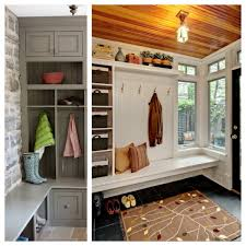 Amazing Entryway Benches with Storage Solution