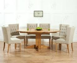 round extending dining table sets tables extendable set mesmerizing and chairs