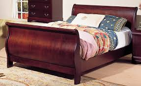 Queen Sleigh Bed | Sleigh Style Bed | Queen Sleigh Bed