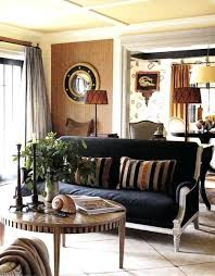 blue walls brown furniture. Blue Living Room With Brown Furniture Navy Sofa Walls Couch . L
