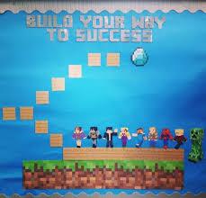 Minecraft Sticker Chart Minecraft Inspired Individual Reward Chart Children Win A