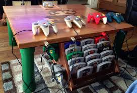 nice gaming coffee table retro game network the one stop retro gaming community